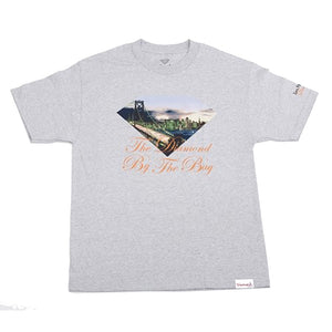 Diamond By The Bay heather grey T shirt