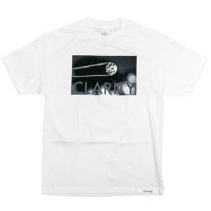 Diamond Clarity white T shirt