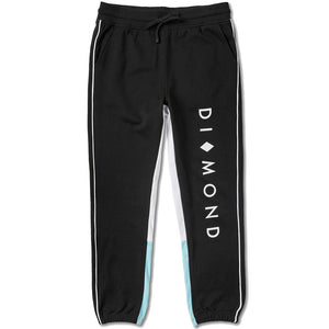 Diamond Fordham sweat pant black