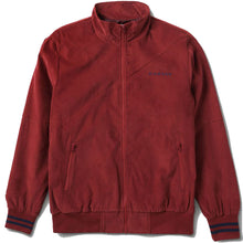 Load image into Gallery viewer, Diamond Futura Corduroy Track jacket burgundy