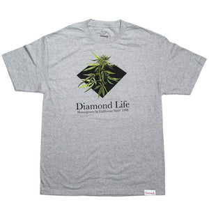 Diamond Homegrown heather T shirt