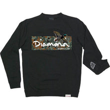 Load image into Gallery viewer, Diamond Hunters Black Crew