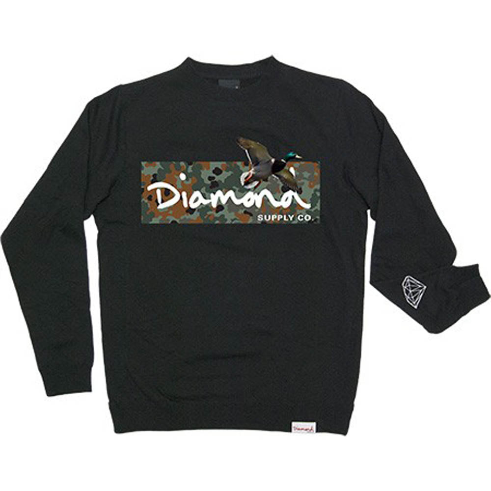 Diamond Hunters Black Crew