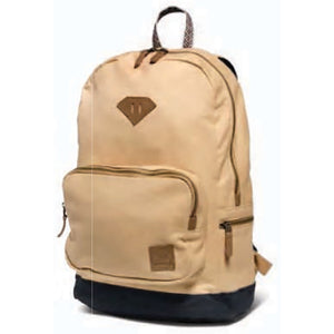 Diamond Native tan backpack