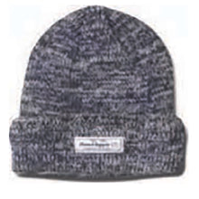 Load image into Gallery viewer, Diamond Recon navy beanie