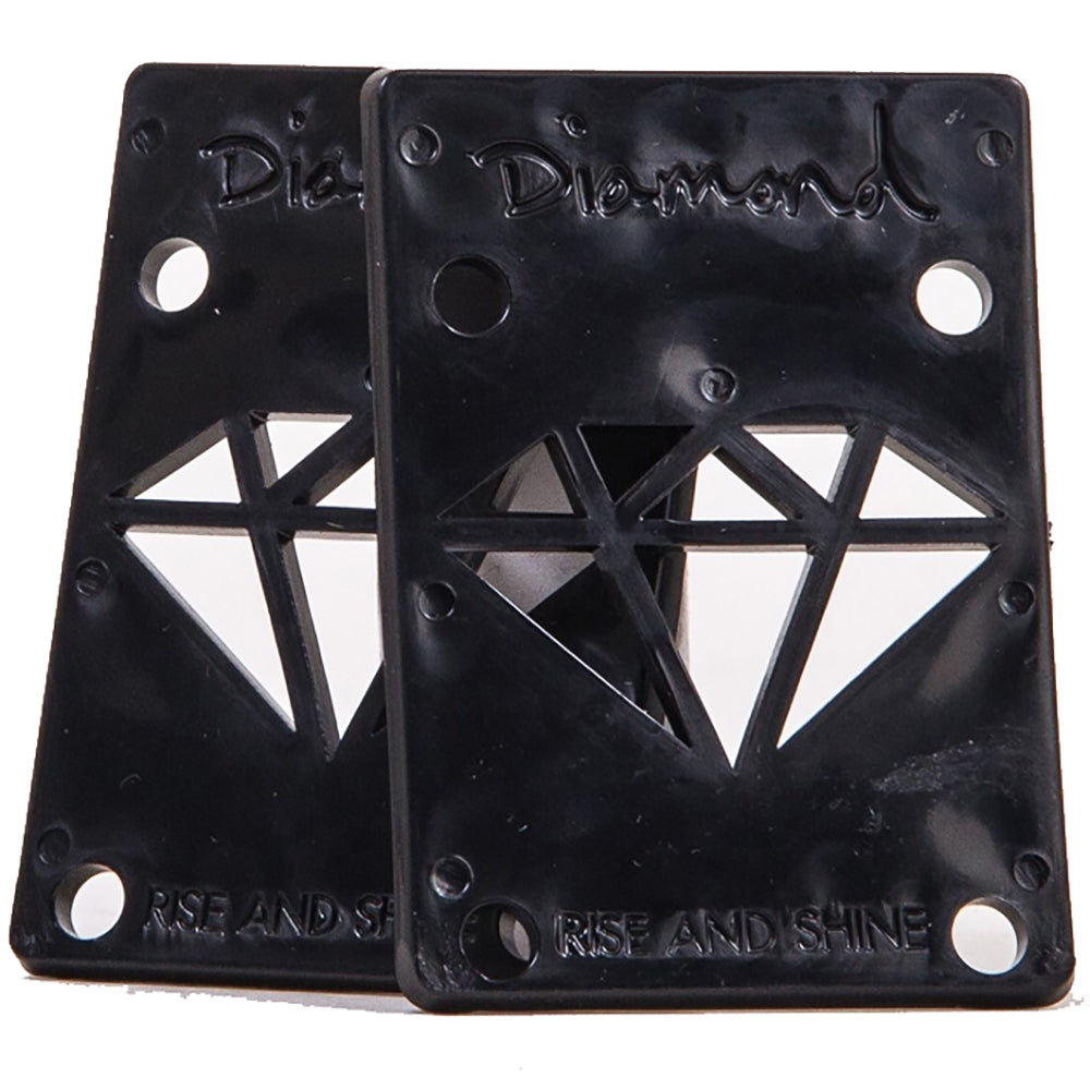 Diamond Rise And Shine riser pads black ⅛