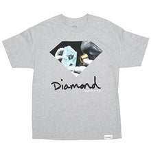 Load image into Gallery viewer, Diamond Scope Heather T shirt