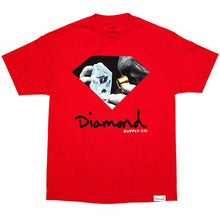 Load image into Gallery viewer, Diamond Scope Red T shirt