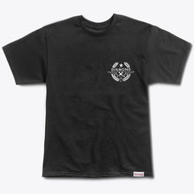 Load image into Gallery viewer, Diamond Shine Crest black T shirt