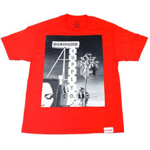 Load image into Gallery viewer, Diamond Sign Of The Times red T shirt