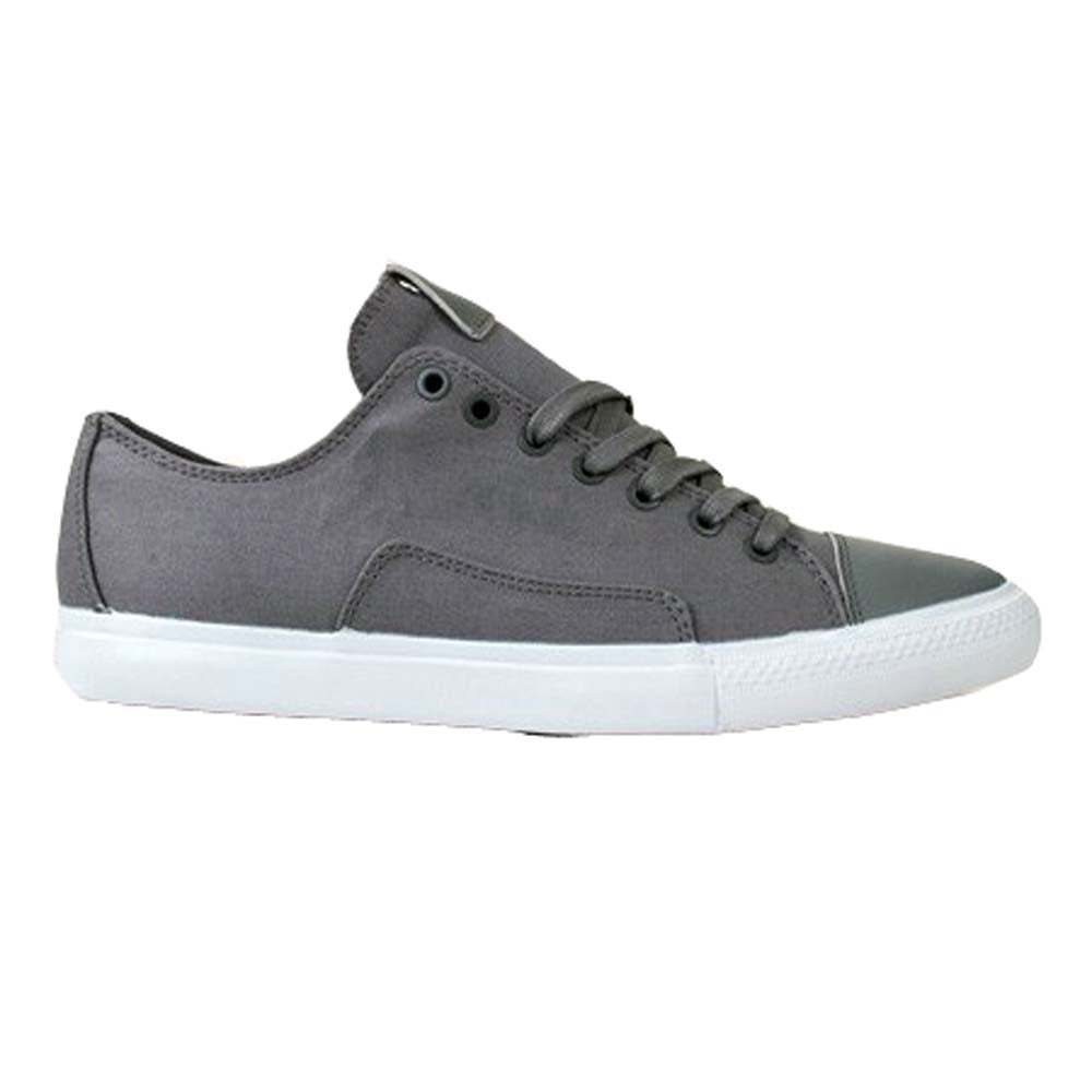 Diamond Brilliant Low Cut grey canvas
