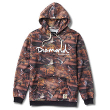 Load image into Gallery viewer, Diamond Woodland brown hood