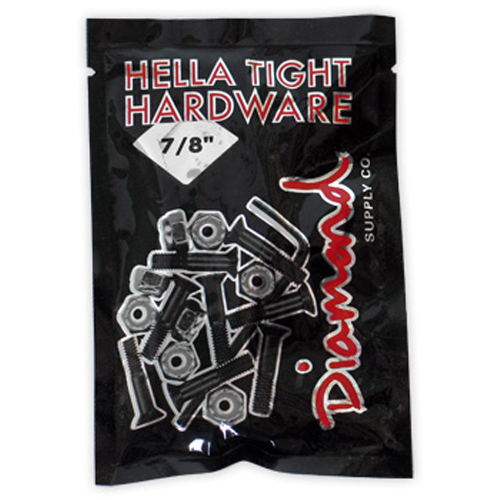 Diamond Hella Tight Hardware allen bolts ⅞