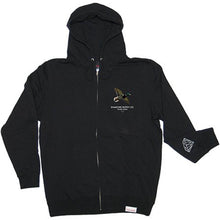 Load image into Gallery viewer, Diamond Game Assn Black Zip Hoodie