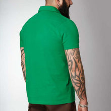 Load image into Gallery viewer, Dickies x Antihero Polo kelly green shirt