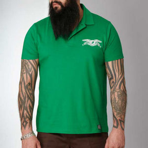 Dickies x Antihero Polo kelly green shirt