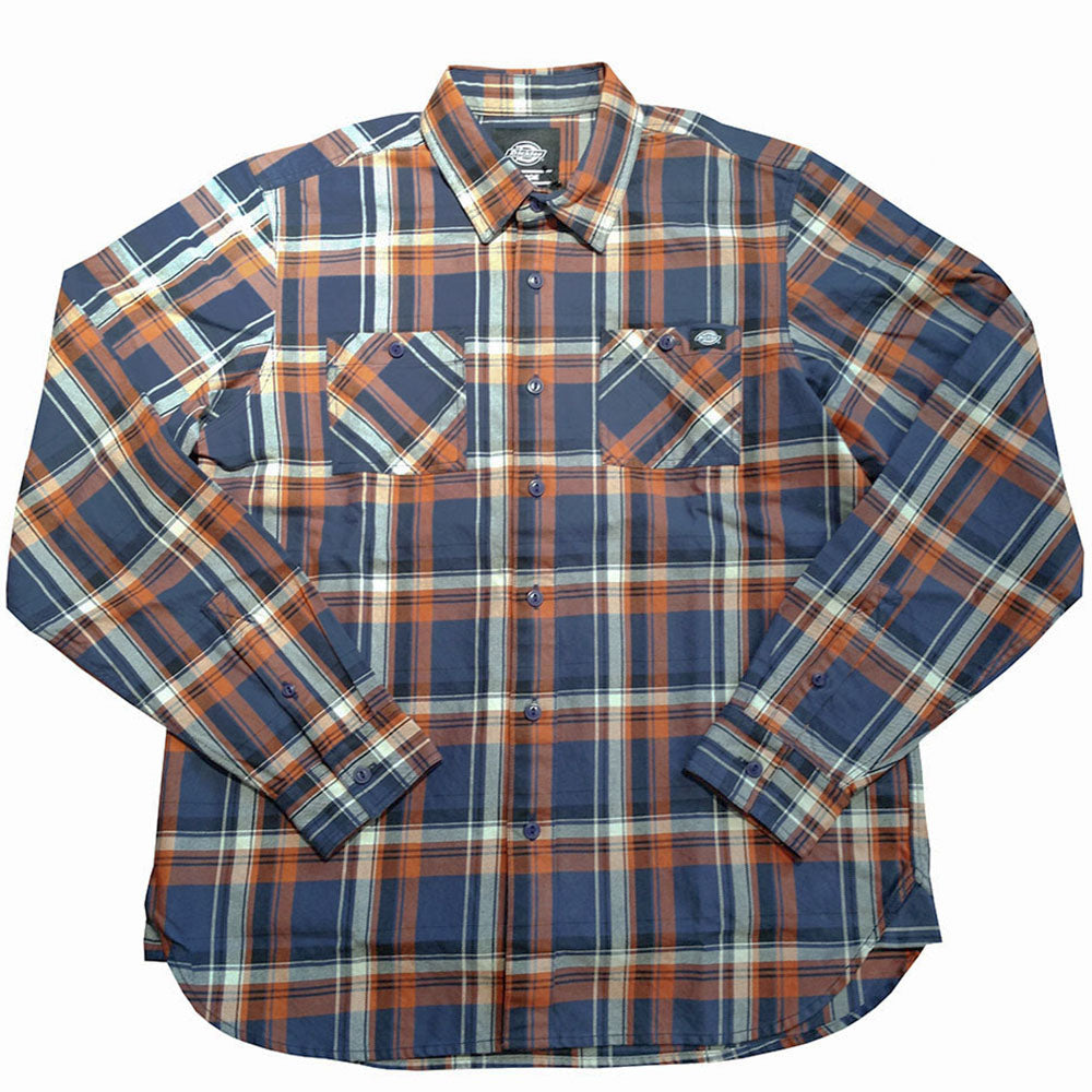 Dickies Atwood air force blue shirt