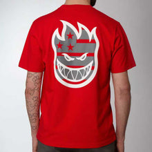 Load image into Gallery viewer, Dickies x Spitfire DK fiery red T shirt