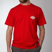 Load image into Gallery viewer, Dickies x Spitfire DK Pocket fiery red T shirt