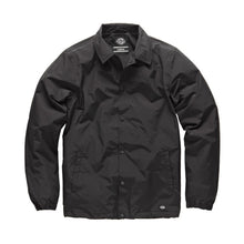 Load image into Gallery viewer, Dickies Torrance black coach jacket