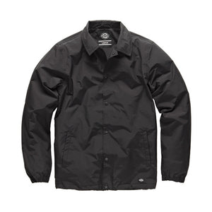 Dickies Torrance black coach jacket