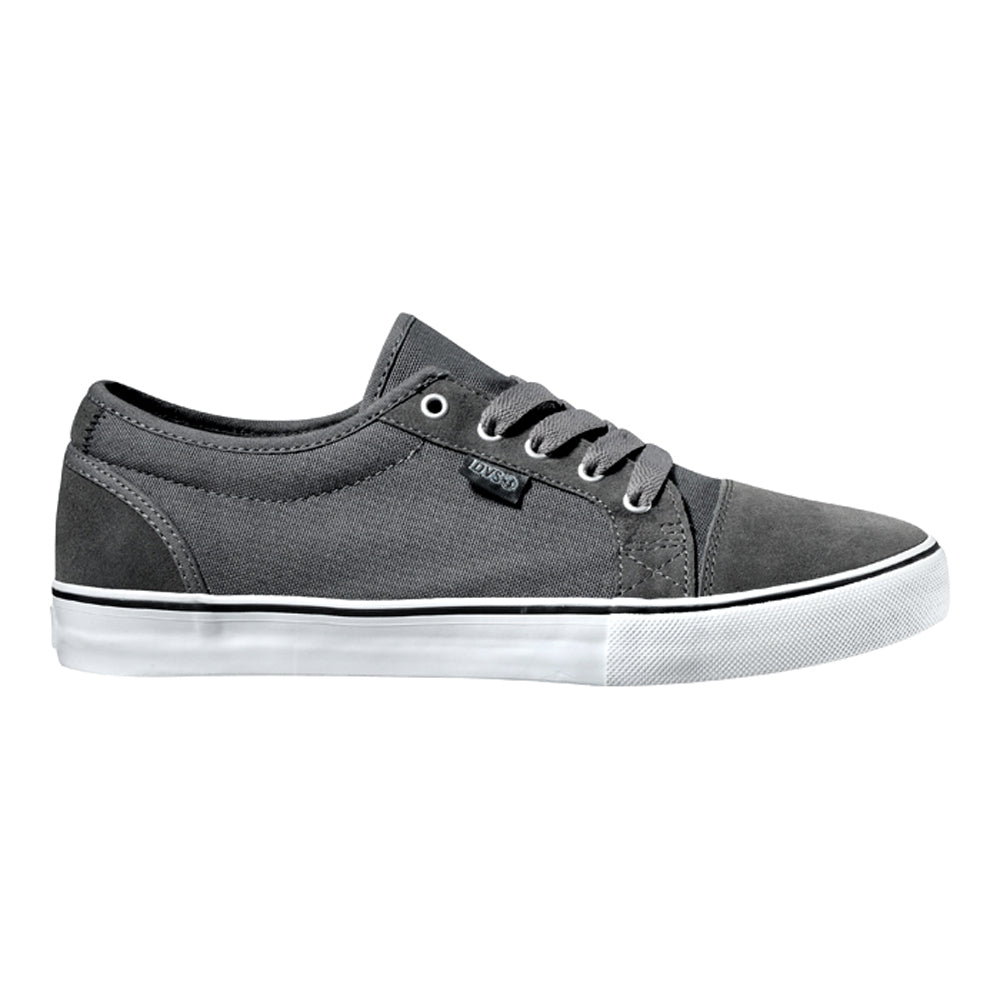 DVS Luster charcoal canvas