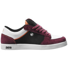 Load image into Gallery viewer, DVS Wilson 5 OI burgundy/black suede
