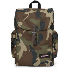 Load image into Gallery viewer, Eastpak Austin camo backpack bag