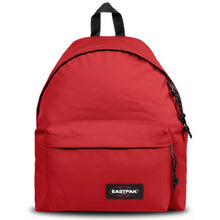 Load image into Gallery viewer, Eastpak Padded Pak'r apple pick red backpack bag