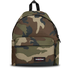 Load image into Gallery viewer, Eastpak Padded Pak'r camo backpack bag