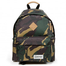 Load image into Gallery viewer, Eastpak Padded Pak'r into camo backpack bag