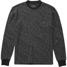 Load image into Gallery viewer, Emerica x Pendleton long sleeve henley black