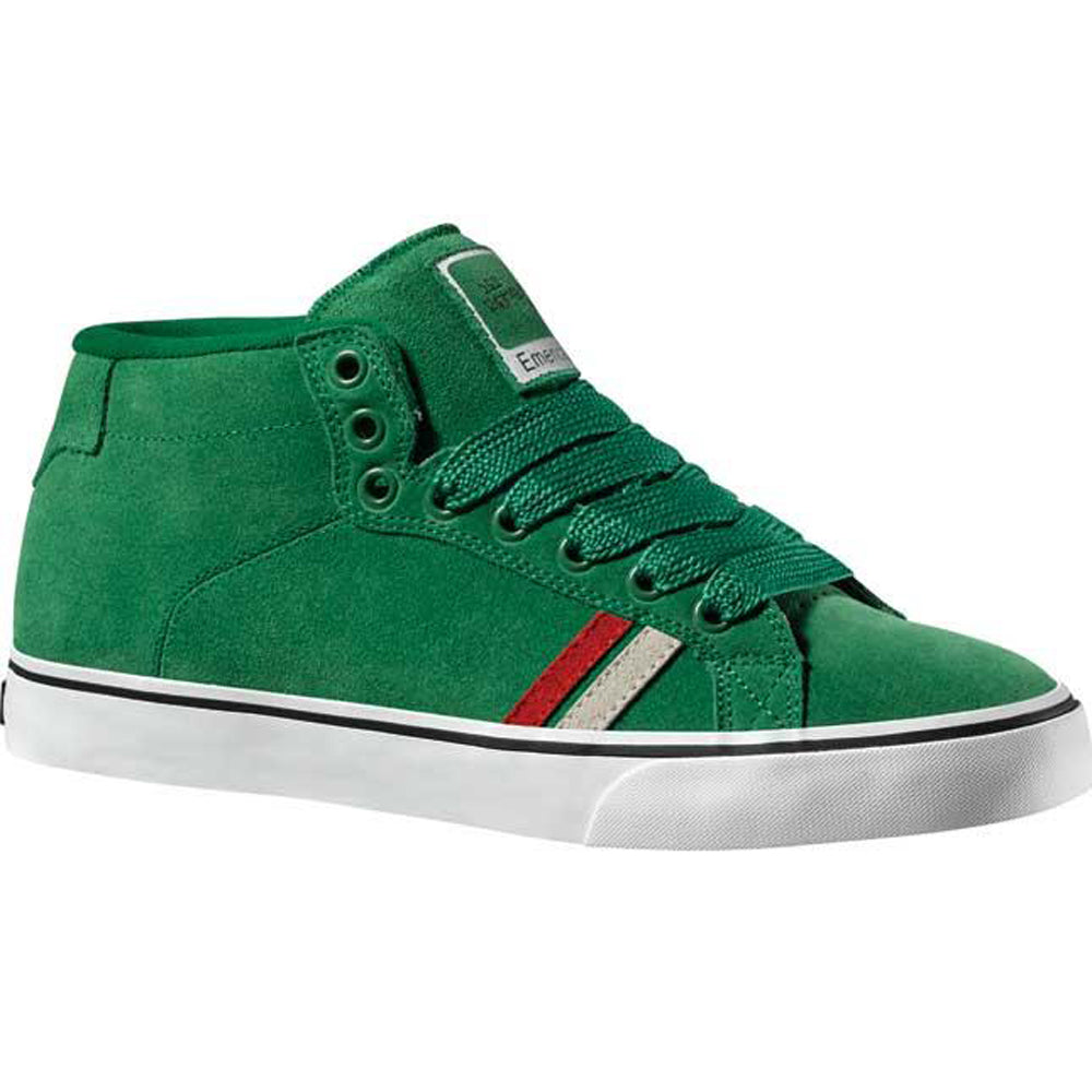 Emerica Leo Mid green/white