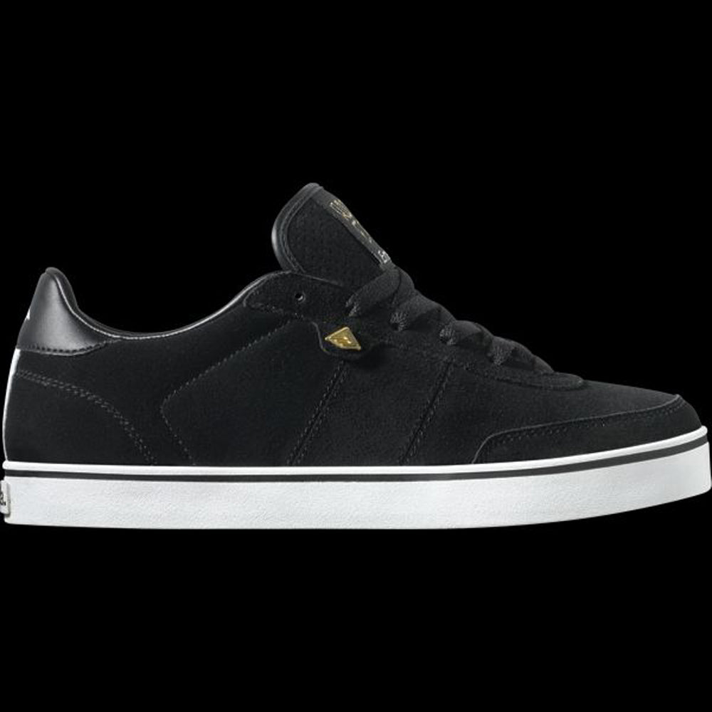 Emerica Romero black/white/gum