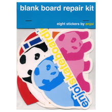 Load image into Gallery viewer, Enjoi Blank Board Repair Kit stickers