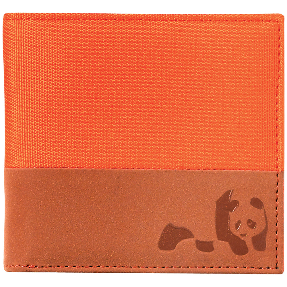 Enjoi Campfire orange wallet