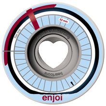 Load image into Gallery viewer, Enjoi Flat Tire Heart Core 52mm wheels