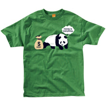Load image into Gallery viewer, Enjoi Greedy kelly green T shirt