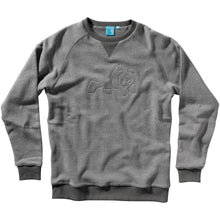 Load image into Gallery viewer, Enjoi Greyhound grey crew
