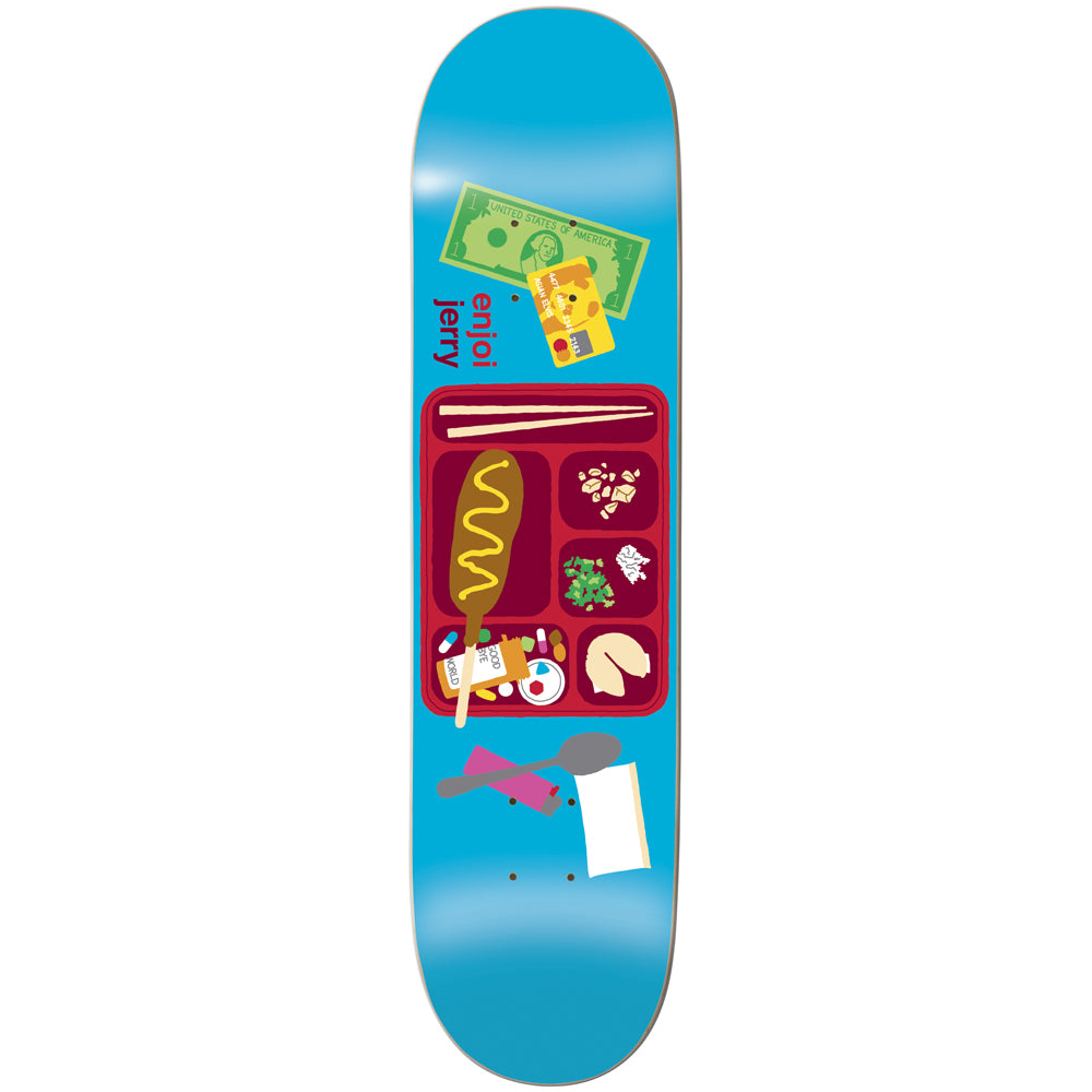 Enjoi Hsu Last Meal deck