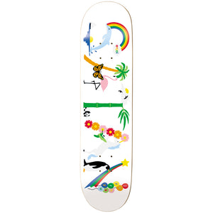 Enjoi Hsu Name Painting deck