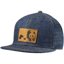 Load image into Gallery viewer, Enjoi Kappe navy cap