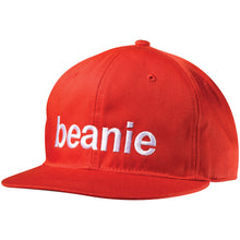 Load image into Gallery viewer, Enjoi My Other Hat red snapback cap