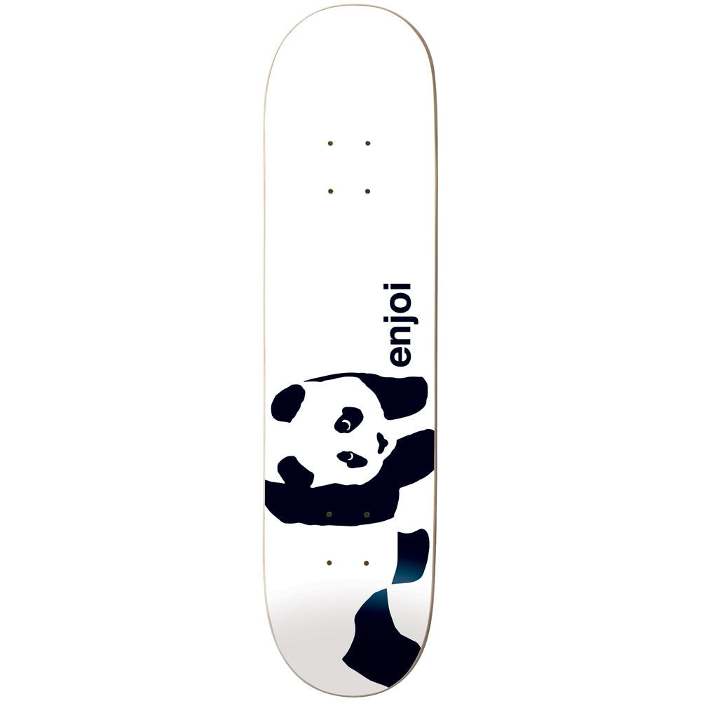 Enjoi Panda Logo Wide deck