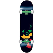 "Load image into Gallery viewer, Enjoi Rasta Panda full size 7.5"" complete skateboard"
