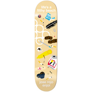 Enjoi Rojo Filthy Beach deck