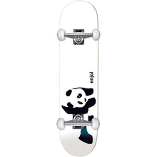 Load image into Gallery viewer, Enjoi Whitey Whitey Panda Soft Top micro complete skateboard 6.75""