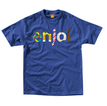 Load image into Gallery viewer, Enjoi Sweet Candy royal blue T shirt