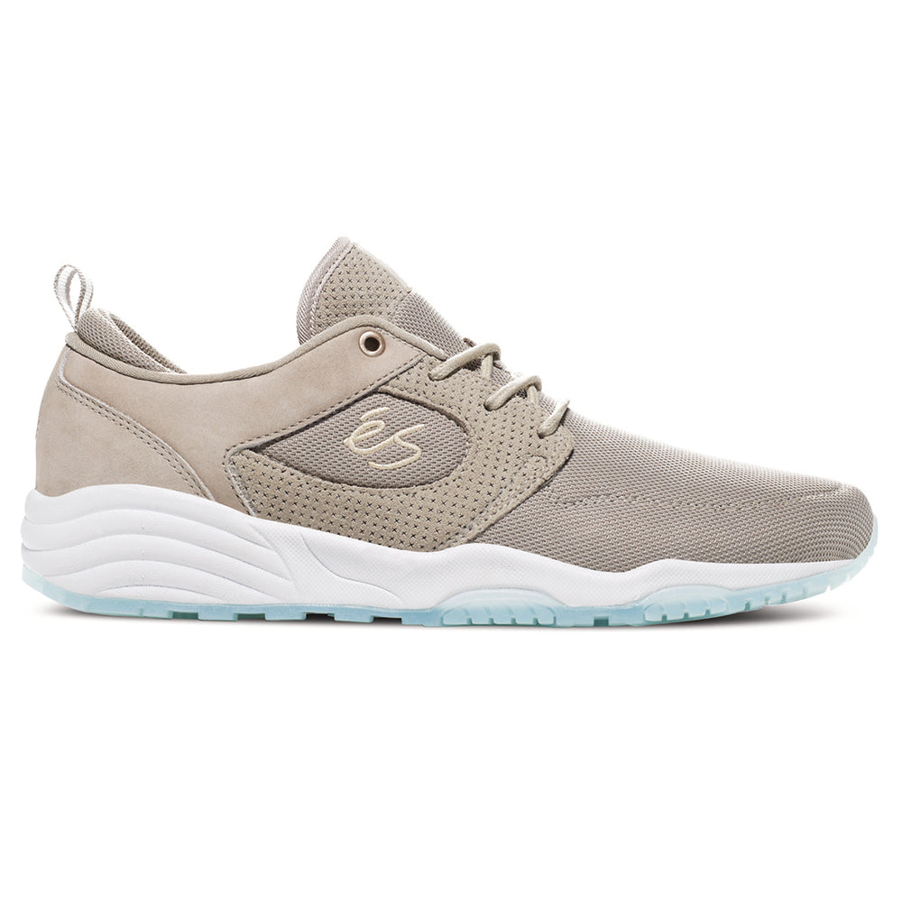 Es Accelite warm grey shoes