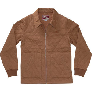 eS Chop tobacco jacket